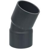 PVC Bogen 30° aus Rohr