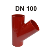 SML-Abzweig DN 100