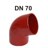 SML-Bogen DN 70