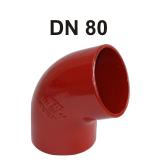 SML-Bogen DN 80