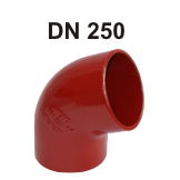 SML-Bogen DN 250