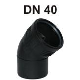 Silent-PP Bogen DN 40