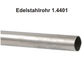 Edelstahlrohr 1.4401