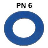 Flanschdichtung PN 6