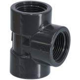 PVC T-Stück 90° mit IG