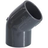 PVC Winkel 45° zum Kleben