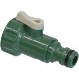 PVC Hydro-Fit Absperrhahn