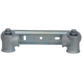 Gaszähleranschlussplatte G2325.1