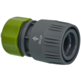 PVC Hydro-Fit Kupplung mit Wasserstop