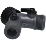 PVC Hydro-Fit 3-Wege-Verteiler
