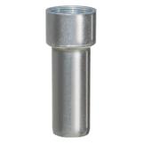 Loro-X Stahl-Abflusssystem Anschlussstück Gewinde