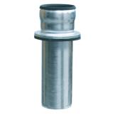 Loro-X Stahl-Abflusssystem Fallrohrstütze