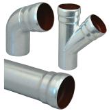 Loro-X Stahl-Abflusssystem