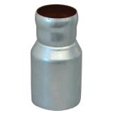 Loro-X Stahl-Abflusssystem Übergangsrohr
