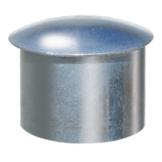 Loro-X Stahl-Abflusssystem Verschlussstopfen