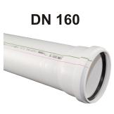 Raupiano Abflussrohr DN 160