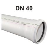 Raupiano Abflussrohr DN 40
