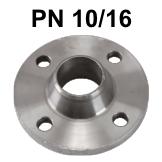 Vorschweißflansch PN 10-16