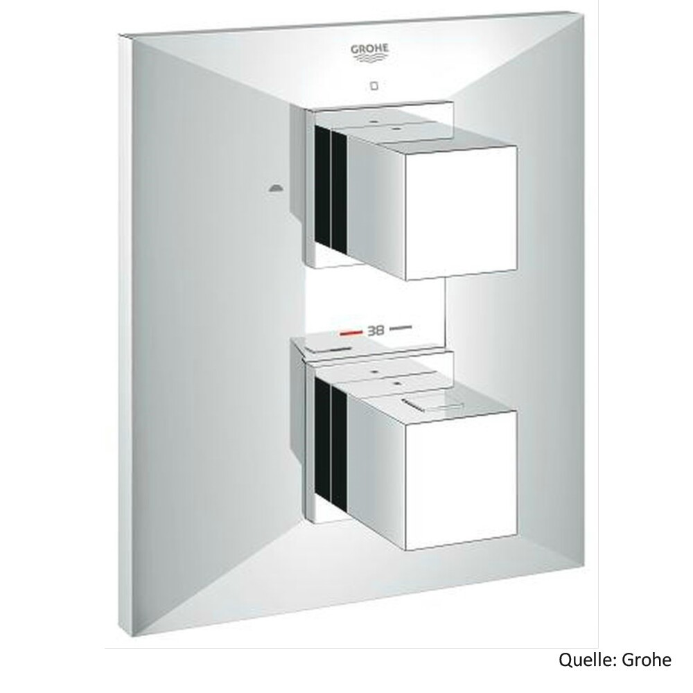 grohe allure brilliant 19792000 preisvergleich. Black Bedroom Furniture Sets. Home Design Ideas