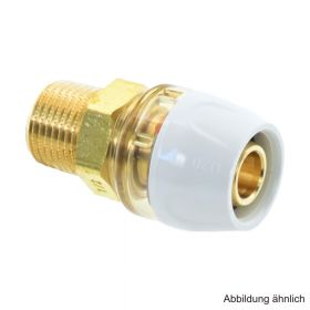 """Uponor RTM Übergangsnippel 16 x 1/2"""" AG"""