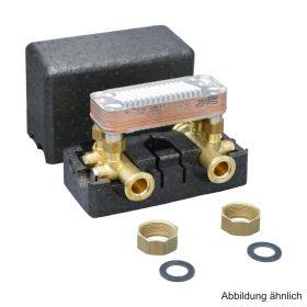 """Oventrop """"Regumat"""" Wärmeübertrager mit 14 Platten bis 14KW, für Regumat DN25, 1351596"""