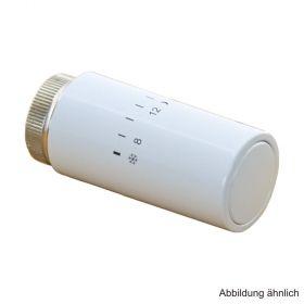 HEIMEIER Thermostat-Kopf Halo, weiß RAL 9016, 750000500