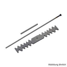 Haas Ersatzmesser-Set für OHA-Multi-Rohrentgrater, 7754