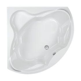 Eckwanne Alexis 150x150x47 cm, weiß