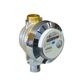 Allmess Waschtischzähler WTZ 3-MK-K+m (kalt bis 30°C), 0601112206