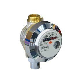 Allmess Waschtischzähler WTZ 3-MK-K+m (warm bis 90°C), 0601212206