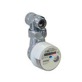 """Allmess Badewannenwasserzähler BWZ 3-V-K 1/2"""" +m (kalt bis 30°C), 1101112206"""