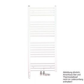 Badheizkörper 1217 x 500 mm, weiß