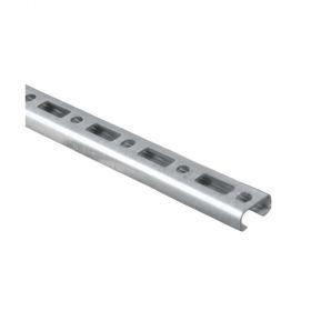 BIS RapidRail Profilschiene verzinkt, WM1, 30x15x2 mm, 500 mm lang