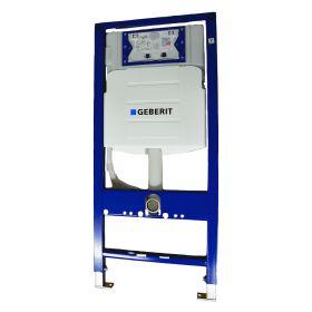 Geberit Duofix Wand-WC-Modul, mit Sigma UP-Spülkasten 12cm, Bauhöhe 1120mm, 111.300.005
