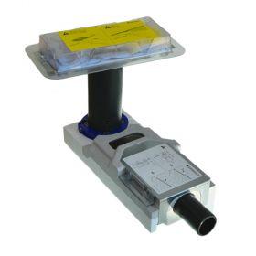 Geberit Rohbauset für CleanLine Duschrinne für Fußbodenaufbauten 65- 90mm, 154152001