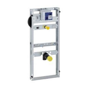 Geberit GIS Montageelement für Urinal Universal, Bauhöhe min. 1140mm