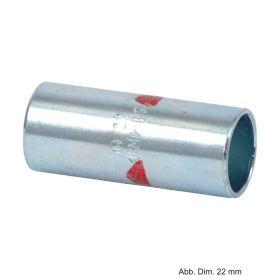 Geberit Mapress C-Stahl Rohrnippel, 15mm x 50mm
