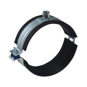 Geberit Silent-Pro Rohrschelle mit Gewindeanschluss, M8/M10 - DN 70, di:75mm