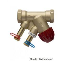 TA Kompaktregelventil TBV-C DN 25 Innengewinde, Normal Flow, 52134125