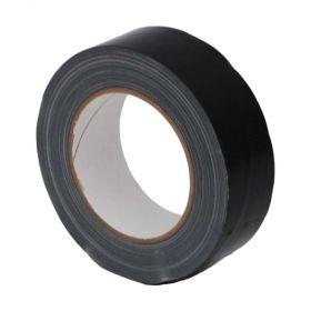 Gewebe-Klebeband 38mm x 25m, schwarz, 3912138
