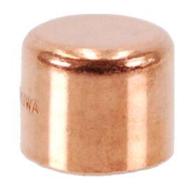 Lötfitting Kappe, Serie 5301, 6 mm
