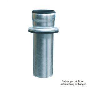 Loro-X-Stahl-Abflusssystem Fallrohrstütze, DN 70