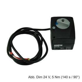 "Oventrop Stellmotor ""Lineg"" 24 V (0-10 V), 1350951"