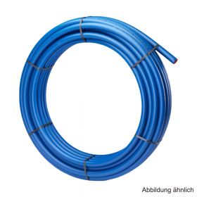 PE-HD Rohr für Trinkwasser - Ringware 40 x 3,7 mm, Länge 100 m
