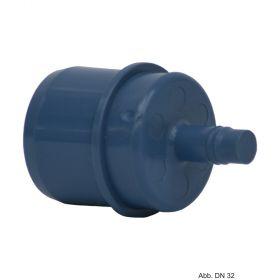 POLOPLAST POLO-KAL NG Kondensatablauf Anschluss auf Schlauch di 8 mm, DN 32