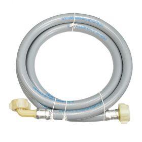 """PVC Waschmaschinen-Zulaufschlauch-Garnitur 1/2"""" x 200cm"""