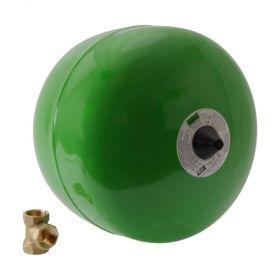 REFLEX Membran-Druckausdehnungsgefäß Refix DD 8, grün, 25 bar, 7290200