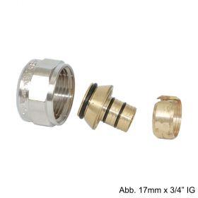 Roth RIS Klemmverschraubung 14 mm