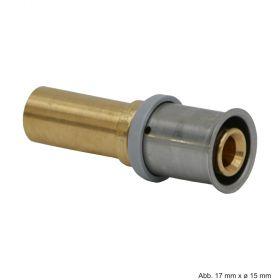 Roth RIS Universal-Pressübergang 14 mm x ø 15 mm