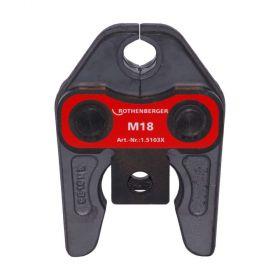 Rothenberger Pressbacke Standard System M 18, 015103X